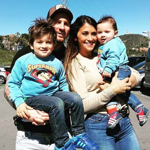 Messi é liberado pelo Barcelona para ver nascimento do terceiro filho