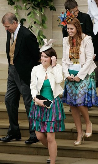 Princesa Eugenie de York