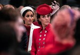 Commonwealth Day  Kate e Meghan