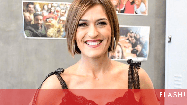 Surprise! Separated for over a year and a half, Fátima Lopes