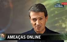 As ameaças online