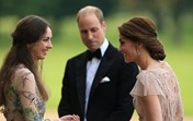 kate middleton, rose Hanbury,