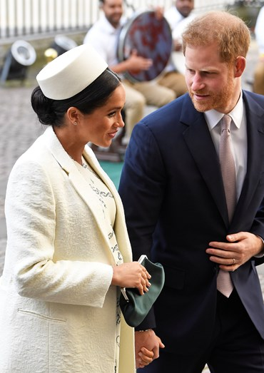 Meghan Markle e Harry,