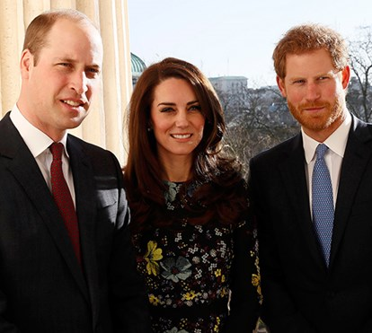 Desprezo total! Kate e William não vão ao evento anual criado por Harry
